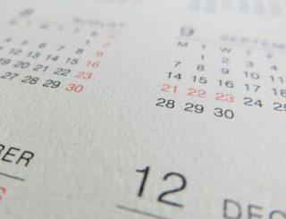 【お知らせ】DAN JAPAN(事務局)年末年始の営業について