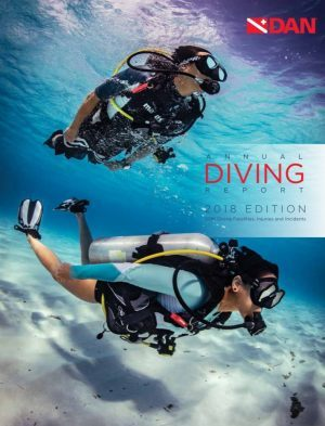 【お知らせ】2018年版 Annual Diving Reportを発行